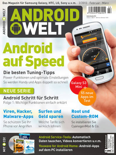 AndroidWelt 02/2013