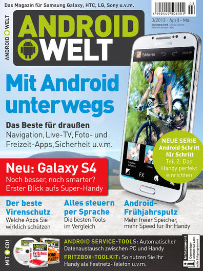 AndroidWelt 03/2013