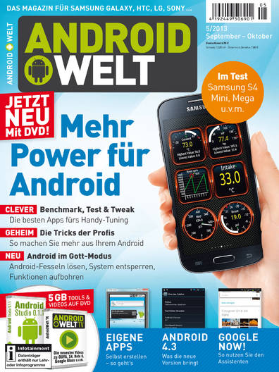 AndroidWelt 05/2013