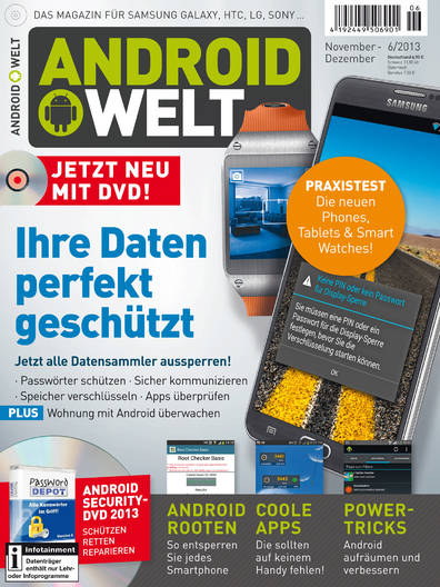 AndroidWelt 06/2013