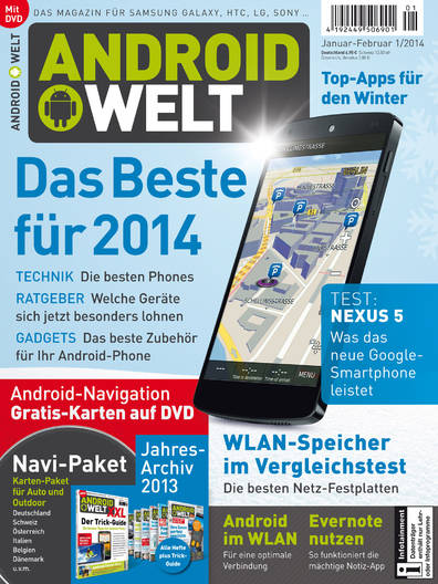 AndroidWelt 01/2014