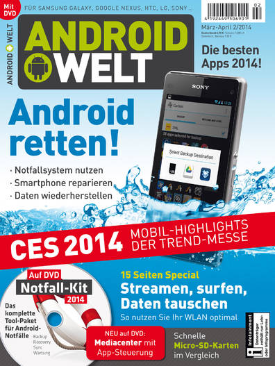 AndroidWelt 02/2014