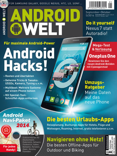 AndroidWelt 05/2014
