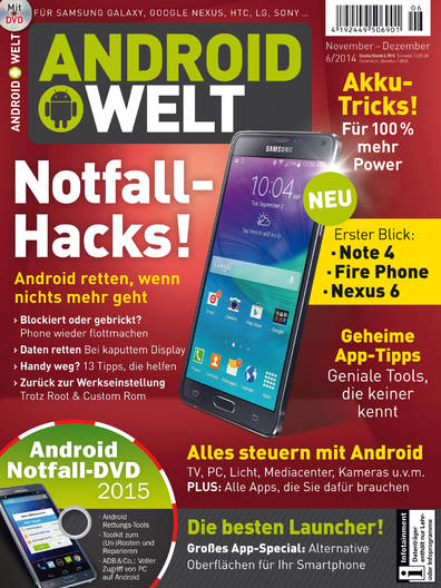 AndroidWelt 06/2014