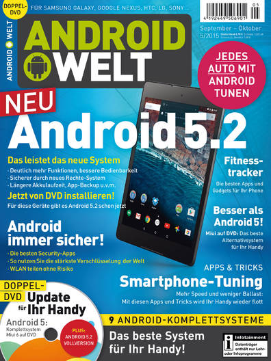 AndroidWelt 05/2015