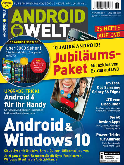 AndroidWelt 06/2015