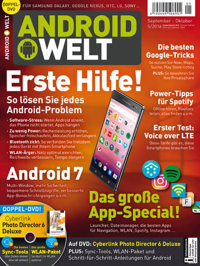 AndroidWelt 05/2016