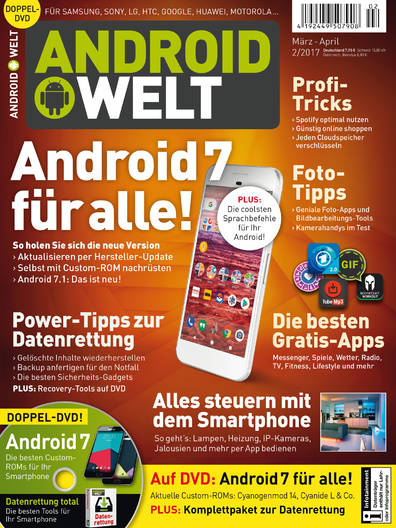 AndroidWelt 02/2017