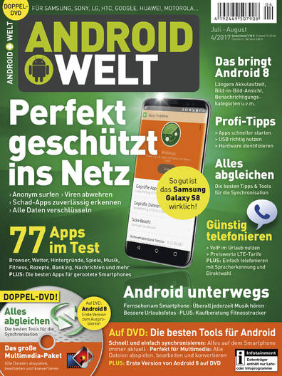 AndroidWelt 04/2017
