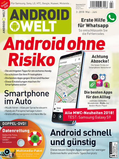 AndroidWelt 03/2018