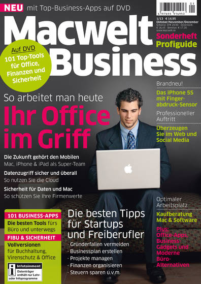 Macwelt Business 01/2013