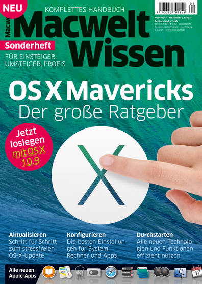 Macwelt OSX Mavericks 01/2014