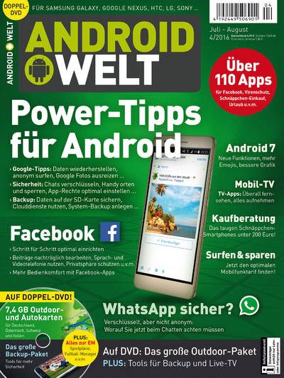 AndroidWelt 04/2016