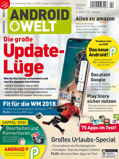 AndroidWelt 04/2018