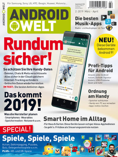 AndroidWelt 02/2019