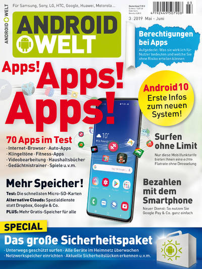 AndroidWelt 03/2019