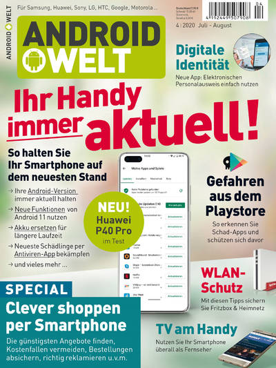 AndroidWelt 04/2020