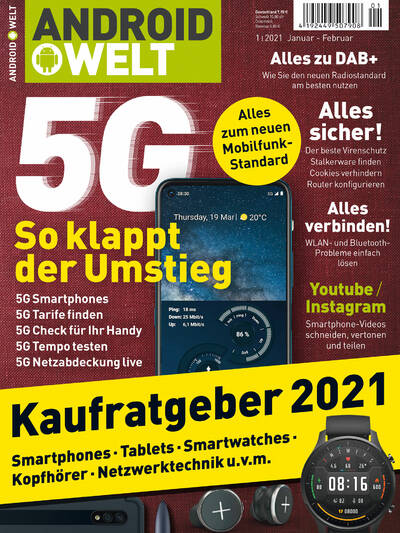 AndroidWelt 01/2021