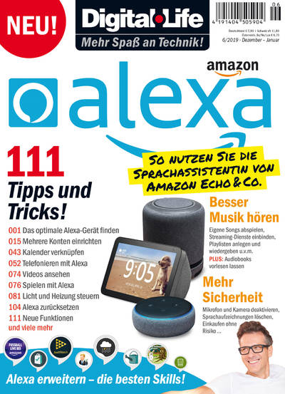 Digital Life »Alexa« 06/2019