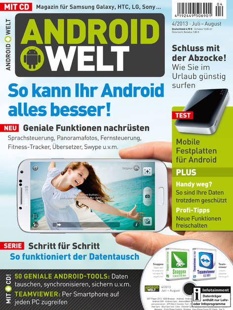 AndroidWelt 04/2013