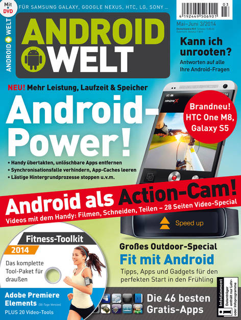 AndroidWelt 03/2014