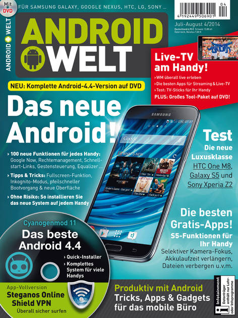 AndroidWelt 04/2014