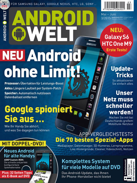 AndroidWelt 03/2015
