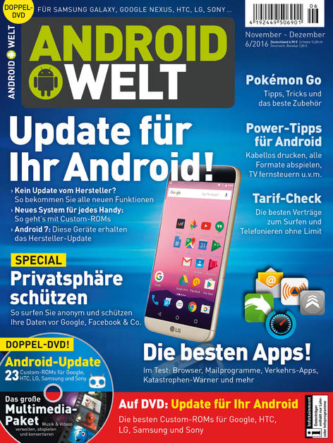 AndroidWelt 06/2016
