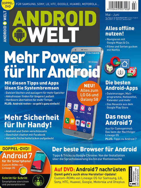 AndroidWelt 03/2017
