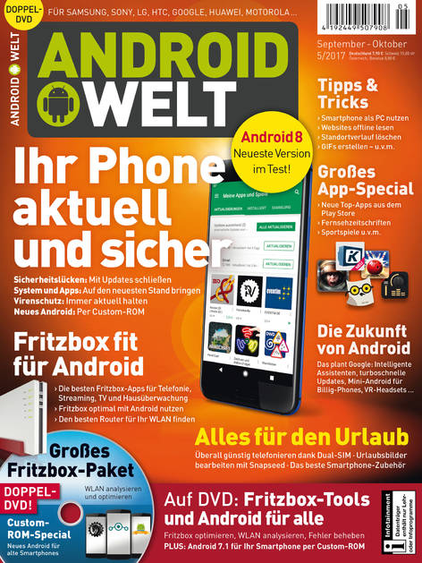 AndroidWelt 05/2017