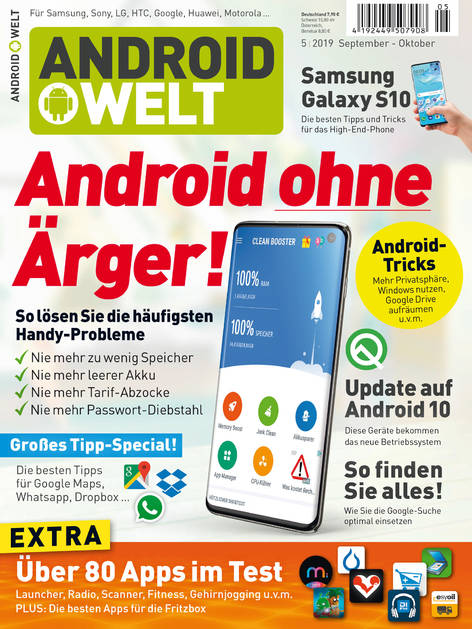 AndroidWelt 05/2019