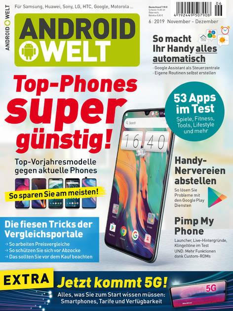 AndroidWelt 06/2019