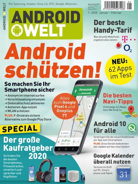 AndroidWelt 01/2020