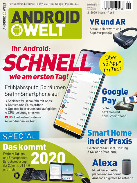AndroidWelt 02/2020