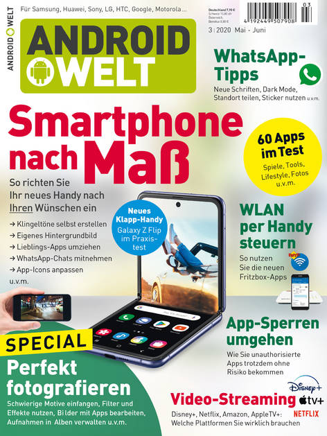 AndroidWelt 03/2020