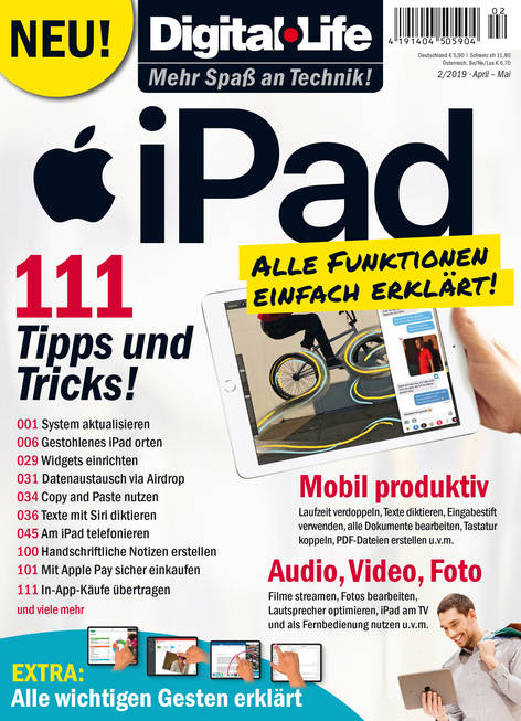 Digital Life »iPad« 02/2019