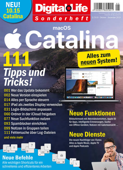 Digital Life »macOS Catalina« 05/2019