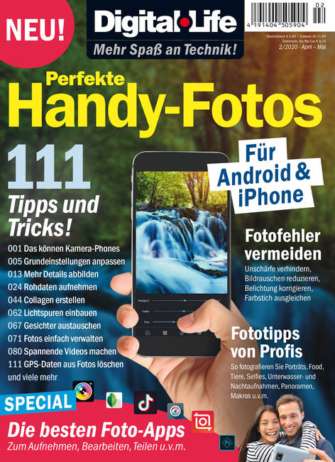 Digital Life »Handy-Fotos« 02/2020
