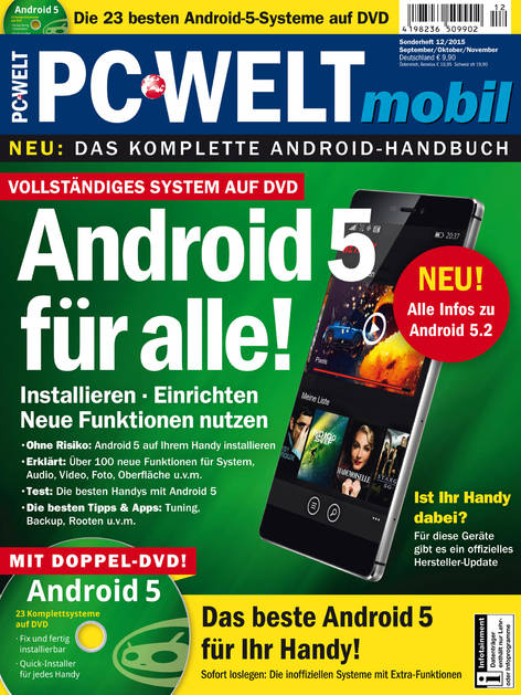 PC-WELT mobil 12/2015