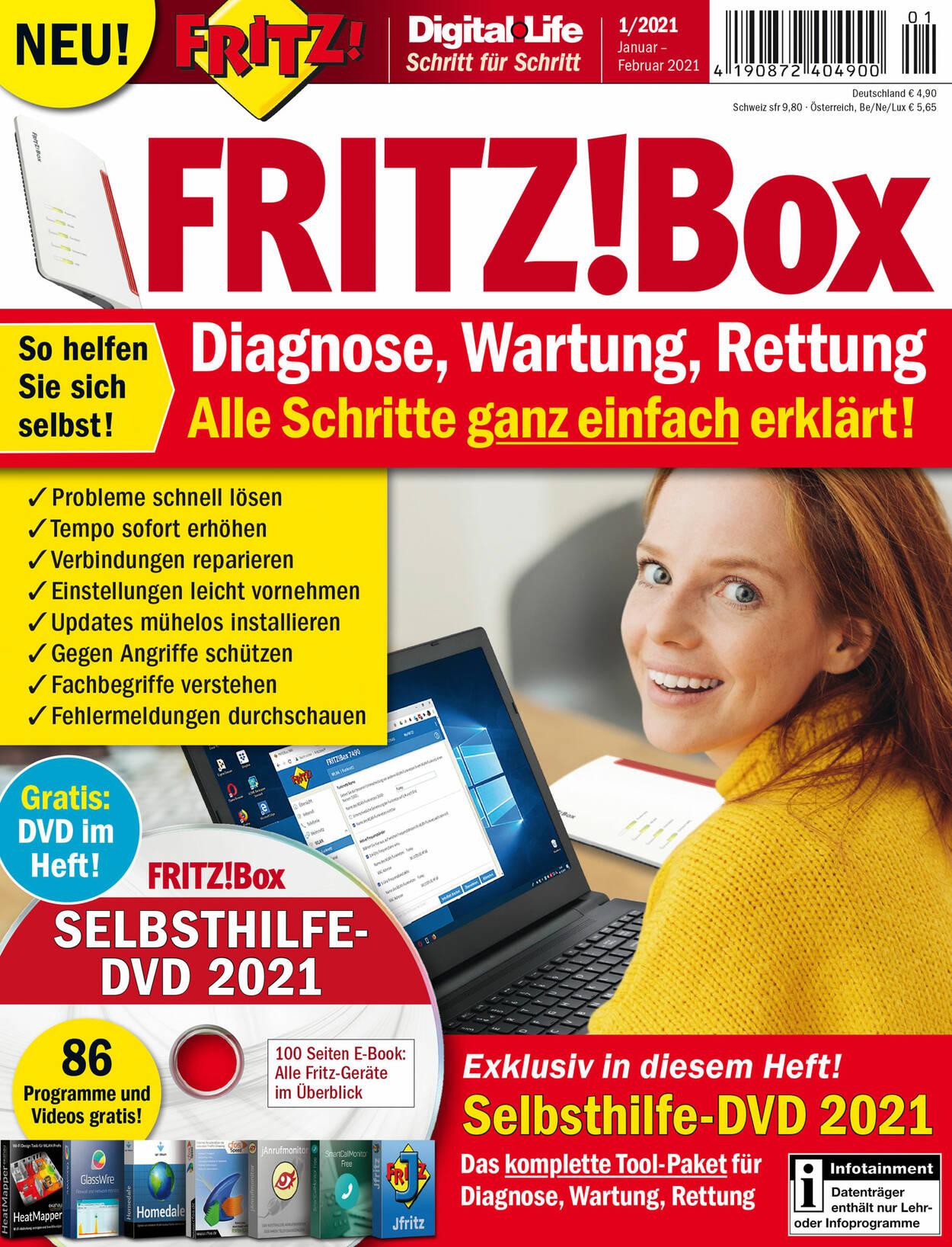 Fritzbox 2021