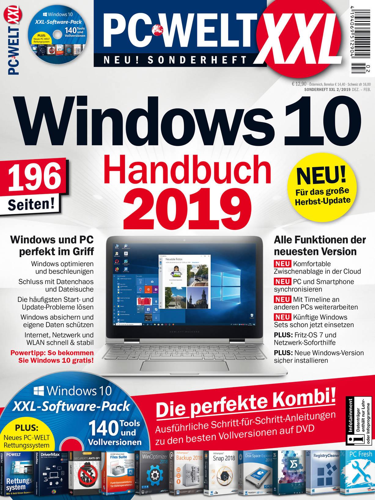 pc welt xxl windows 10 02 2019
